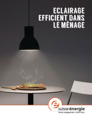 Cover SuisseEnergie Guide Lumiere Menages